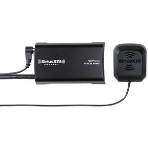 SIRIUS XM TUNER FOR COMPATIBLE INDASH RECEIVERS