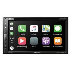 "PIONEER 6.8"" DOUBLE-DIN WITH APPLE CARPLAY"